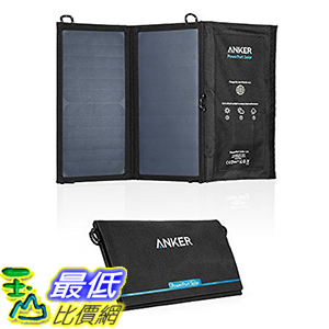 [東京直購] Anker AK-A2422011 太陽能 充電器 PowerPort Solar Lite 15W 2port USB for iPhone, Android