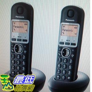 [限量促銷至12/4 如果沒搶到鄭重道歉] PANASONIC 數位 無線 雙子機 W106586
