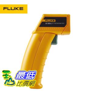 [玉山最低比價網] FLUKE/福祿克 F59 掌上型紅外測溫儀 紅外線溫度計 測溫槍 溫度錶