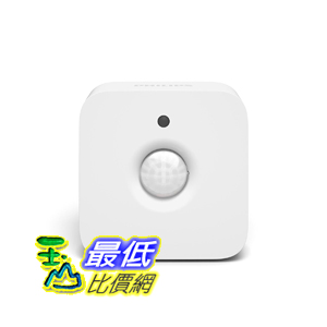 [105美國直購] Philips 464610 Hue Motion Sensor 感應器