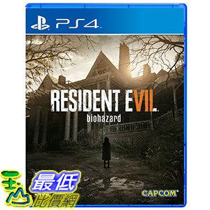 [現金價] 預購2017/1/24 PS4 惡靈古堡 7 biohazard 亞版 中英文 限定版 +手機殼