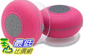 [美國直購] SoundBot SB510FM FM RADIO Water Resistant Bluetooth Wireless 5W Shower Speaker HandsFree Port..