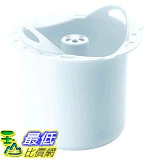 [美國直購] BEABA 912466 副食品調理機配件 Rice Pasta and Grain Pro Insert Food Mill, White