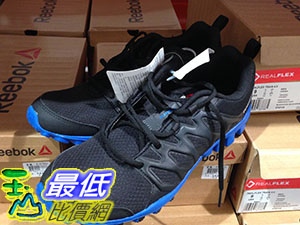 [105限時限量促銷] COSCO REEBOK MENS RUNNING SHOES 男慢跑鞋 REFLAX TRAIN 4.0 美國尺寸:9 C111926