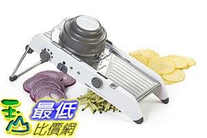 [美國直購] Progressive International PL8 食物切片器 Mandoline Slicer, White