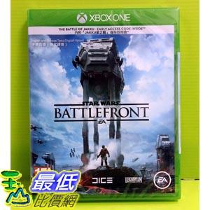 (現金價) Xbox one 星際大戰 戰場前線 中文版