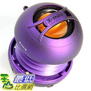 [美國直購] X-Mini UNO 迷你音箱 XAM14-PU Portable Capsule Speaker, Mono, Purple