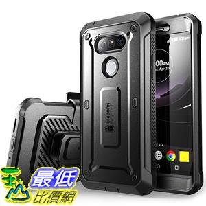 [美國直購] SUPCASE LG G5 Case 黑色 [Unicorn Beetle PRO Series] 手機殼 保護殼