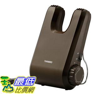 [東京直購] TWINBIRD 雙鳥牌 SD-4546BR 咖啡色 烘鞋乾燥機 SD4546