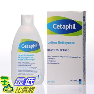 [玉山最低比價網] Cetaphil 舒特膚溫和潔膚乳 200ml 中乾性肌膚專用 (CTP010)