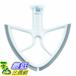 [美國直購] New Metro Design KA-TH Beater Blade for Kitchen Aid 4.5 and 5 Quart Tilt-Head Mixer, White Gr..