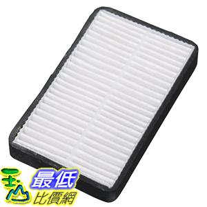 [東京直購] IRIS OHYAMA CFF-H1 4枚入 手持吸塵器 除塵?機配件濾網 適用IC-FDC1_a129