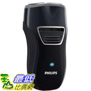 [東京直購] [AC100-240V] PHILIPS 飛利浦 PQ217 充電旋轉式 刮鬍刀 黑 BC1520897
