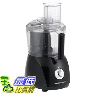 [美國直購] Hamilton Beach 70670 食物料理機 攪拌機 10 cup Chef Prep 525-Watt Food Processor, Black