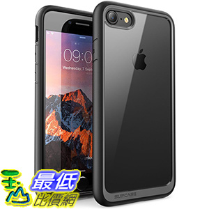[美國直購] SUPCASE TPU霧面黑框 [Unicorn Beetle Style Series] Apple iphone7 iPhone 7 (4.7吋) Case 手機殼 保護殼