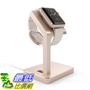 [美國直購] Satechi 金銀灰三色 手錶充電座 Aluminum Charging Dock Apple Watch Charging Stand Station