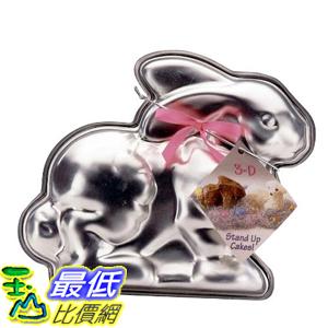 [美國直購] Nordic Ware 41200 3D立體兔子蛋糕烤盤 Easter Bunny 3-D Cake Mold