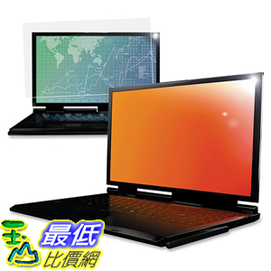 [美國直購] 3M Gold GPF10.1W 金色 Privacy Filter 螢幕防窺片 for Widescreen Laptop 10.1吋 22.3 x 12.6