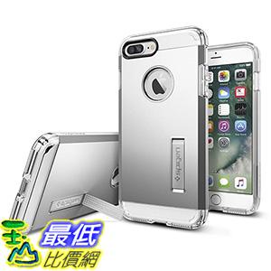 [美國直購] Spigen 043CS20681 銀色 iphone7 iPhone 7 Plus (5.5吋) Case [Tough Armor] HEAVY DUTY 立架式 手機殼 保護殼