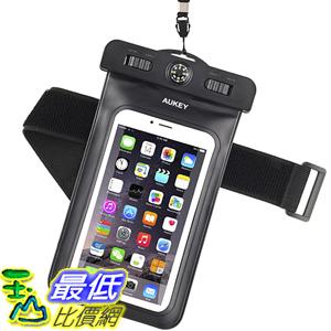 [東京直購] AUKEY PC-T6 手機防水袋 防水套 Universal Waterproof Case Bag Pouch with Armband IPX8 防水等級