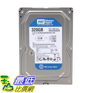 [美國直購] WD3200AAJB 3.5吋 320GB 7200RPM 8M PATA/IDE HDD Hard Disk Driver FOR Desktop 硬碟驅動器