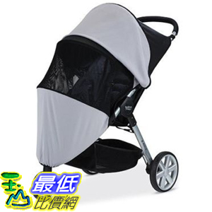 [現貨1個] Britax S856800 嬰兒推車專用遮陽罩 B-Agile UV Protection Mosquito Netting TC1