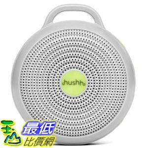 [美國直購] Marpac 3HUS1GYGN Hushh For Baby, Portable White Noise Sound Machine, Electronic, Gray 攜帶式 除噪助..