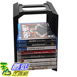 [玉山最低比價網] PS4 專用 DOBE 多功能 直立架 遊戲光碟架