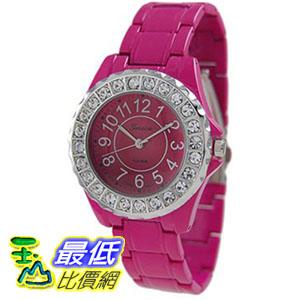 [美國直購 ShopUSA] Geneva 手錶 Platinum 6945.HotPink (Women\