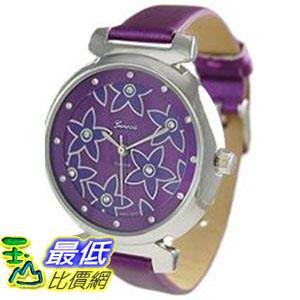 [美國直購 ShopUSA] Geneva 手錶 Platinum 2103.Purple (Women\