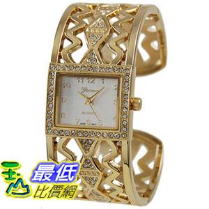 [美國直購 ShopUSA] Geneva 手錶 Platinum 8306.Gold (Women\