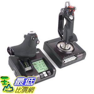 [美國直購 ShopUSA] Saitek 控制器 X52 Pro Flight System Controller PS34 $6999