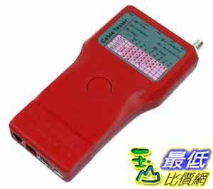 [玉山最低比價網] 專業多功能 可快速檢測 五合一 USB 1394 BNC RJ45 RJ11 測線器 (10050) $968