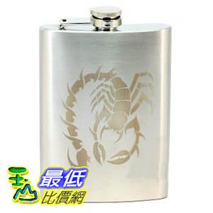 _a [玉山最低比價網]8oz / 8盎司 隨身攜帶 時尚 不鏽鋼製 小酒壺 (221170_G414) $169