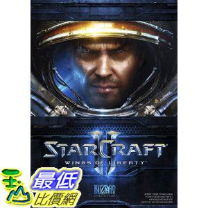 [美國直購 ShopUSA] 星際爭霸 Starcraft II: Wings of Liberty $2400