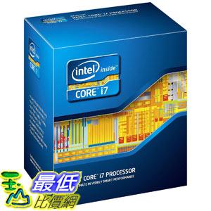 [美國直購 ShopUSA] Intel Core i7 處理器 Processor i7-2600 3.4GHz 8MB LGA1155 CPU BX80623I72600 $12299