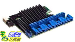 [美國直購 ShopUSA ] Intel 4 端口 Port Sas Raid 0/1/10-4 Sas/s  $6621