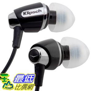 [美國直購] 耳機 Klipsch IMAGE S4 In-Ear Enhanced Bass Noise-Isolating Headphones (Black) $2699