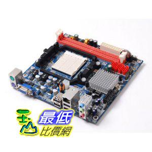 [美國直購 ShopUSA] Zotac 主機板 GeForce 6100 Mini ITX AMD Motherboard GF6100-E-E $2099
