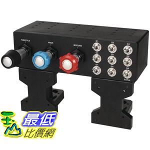 [美國直購 ShopUSA] Saitek PRO Flight TPM System - Throttle/Prop/Mixture Axis 道具 $6024