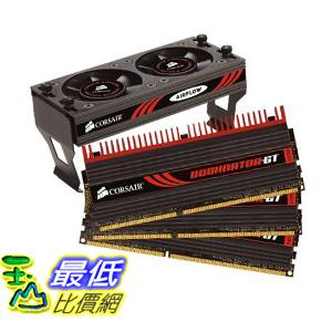 [美國直購 ShopUSA] Corsair 內存 Memory Dominator GT 12 GB (3 x 4GB) Memory Kit for Intel Core i7 12 Triple..