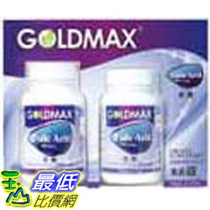 [玉山最低網] GOLDMAX FQLIC ACID 葉酸 800MCG 240+60 粒 C90002 $1126