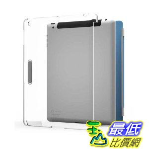 [美國直購] Speck 保護套 SPKA-1203 Products SmartShell Ultra Thin Case for New iPad 3 - Clear $899