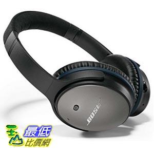 [美國直購] Bose 耳機 QuietComfort 25 Headphones, Black $12857