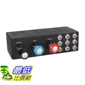 [美國直購 ShopUSA] Saitek 面板 PRO Flight TPM System - Throttle/Prop/Mixture Axis SCB432060002/04/1 $5698