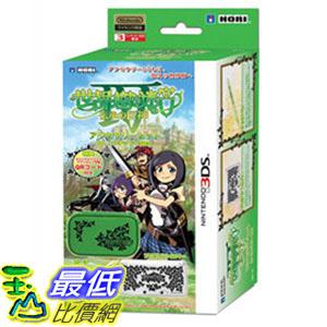 [現金價] 新年優惠 3DS HORI 世界樹的迷宮4 配件包 內含主機包 保護殼 觸控筆3DS-121