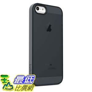 [美國直購 USAShop] Belkin 保護殼 Grip Candy Sheer Case / Cover for iPhone 5 and 5S (Gravel / Smolder)