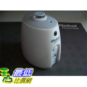 [二手良品適用2008 年以前製造機種] iRobot Roomba White Virtual Wall *Works with all Roombas 500 530 Series $1299