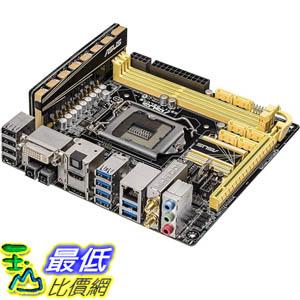 [美國直購 ShopUSA] Asus 主機板 Z87I-Deluxe LGA 1150 Intel Z87 Mini ITX Motherboard $8337