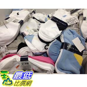[103玉山網] COSCO POLO RALPH LAUREN SOCKS 女短褲三入(3PK)單一尺寸(ONE SIZE) C771815 $385